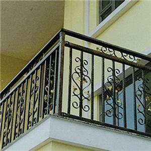 铁艺栏杆定制