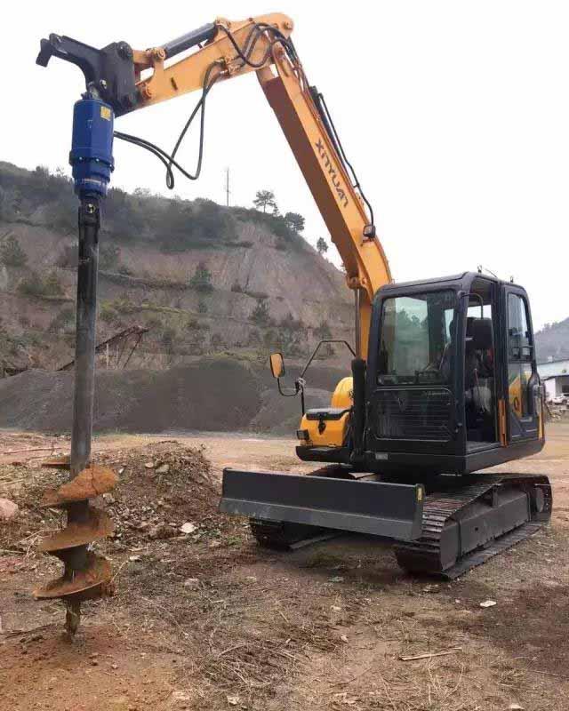 旋挖钻挖掘机