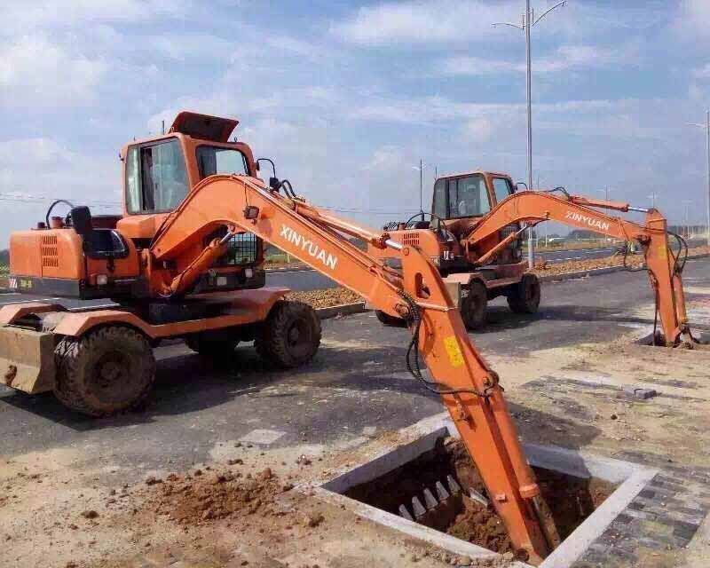 北京挖掘機