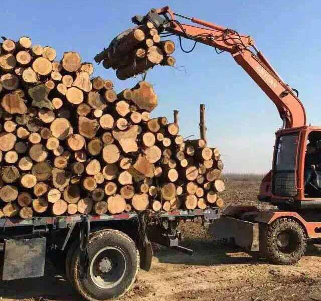 北京夹木器挖掘机