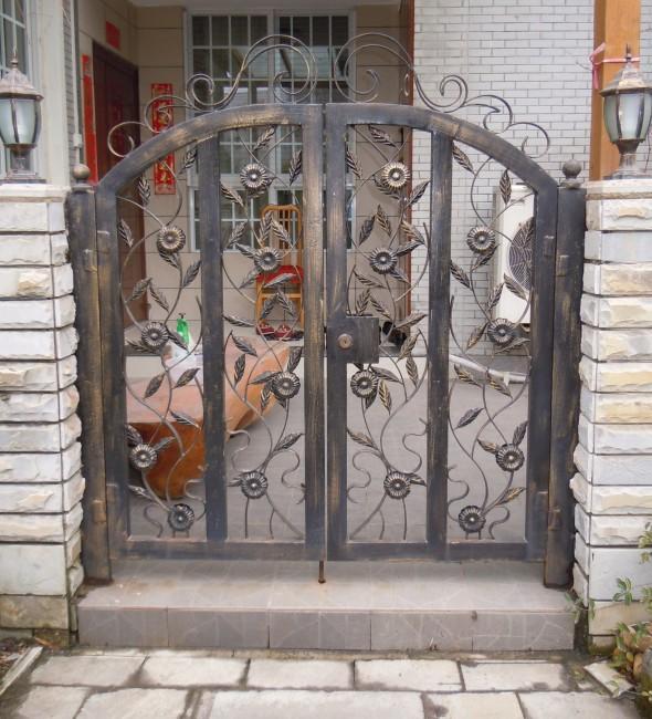 贵州庭院铁艺大门