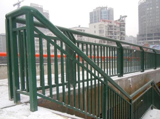 贵州天桥防护栏杆
