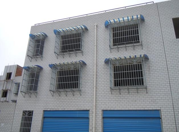 贵阳浸塑防护窗