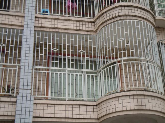 贵州防护窗安装