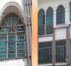 贵州铝花窗