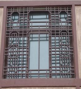贵阳铝花窗