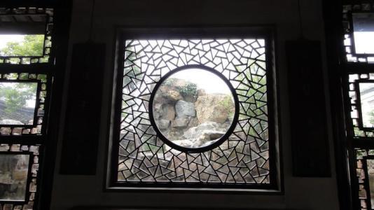贵州民族花窗