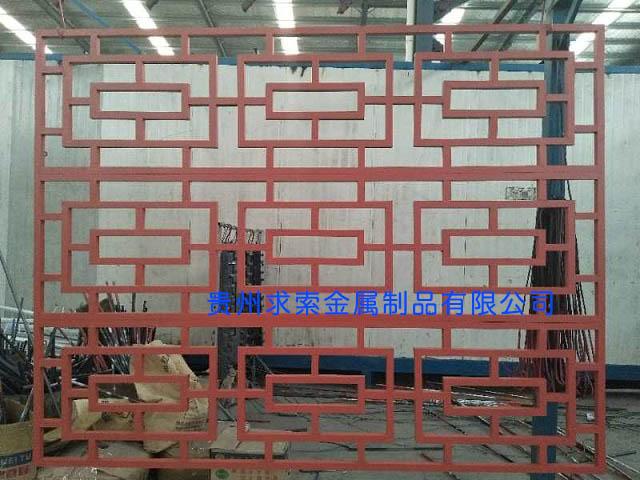 安顺贵州铝窗花厂家
