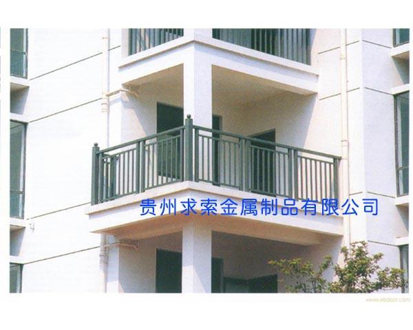 贵州小区阳台护栏