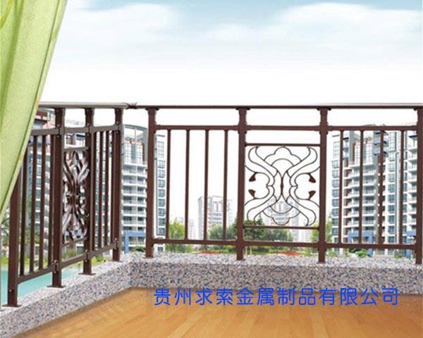 貴州陽台鐵藝護欄