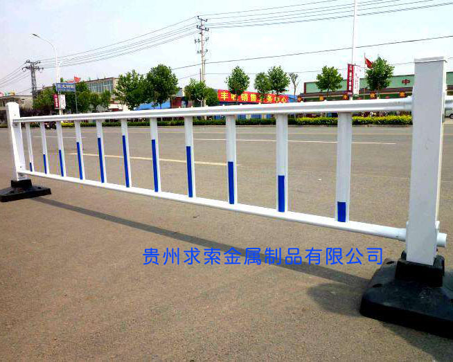 贵阳城市交通护栏