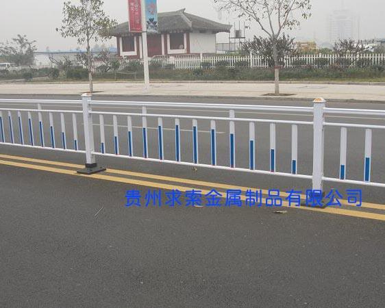 貴陽市政欄杆