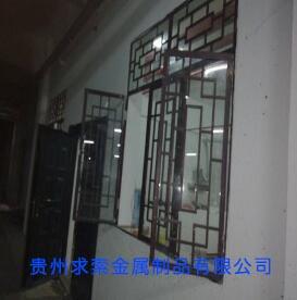 鋁窗花加工廠家