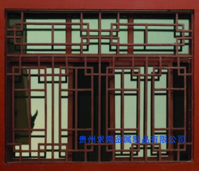 貴州仿古防護窗