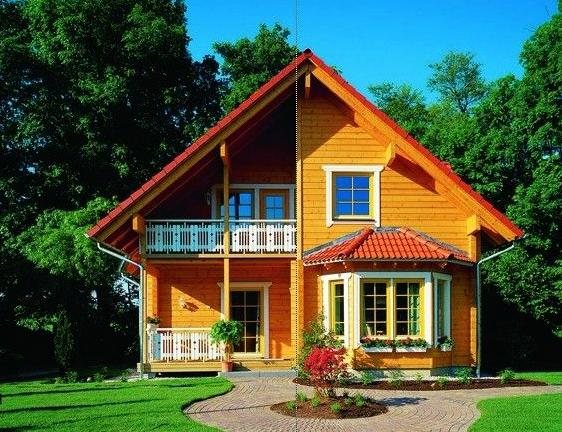 木屋安装,万众木屋,木屋建造