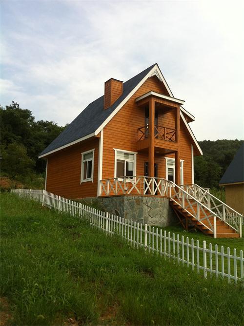 【厂家】武汉木屋别墅如何预防白蚁伤害 武汉木屋设计桁架和木梁有什么规定