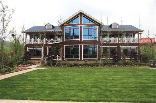 木屋别墅设计