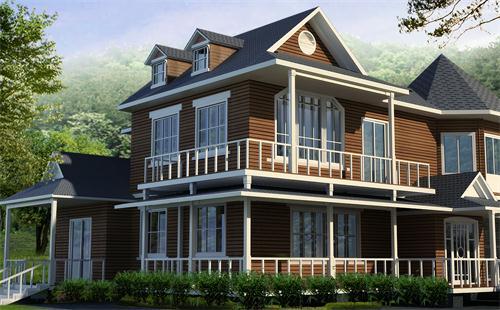武汉木屋设计关于襄阳防腐木木屋屋顶材质介绍 宜昌木屋别墅有哪些质量影响因素