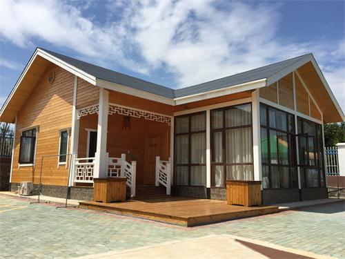 武汉木屋建造