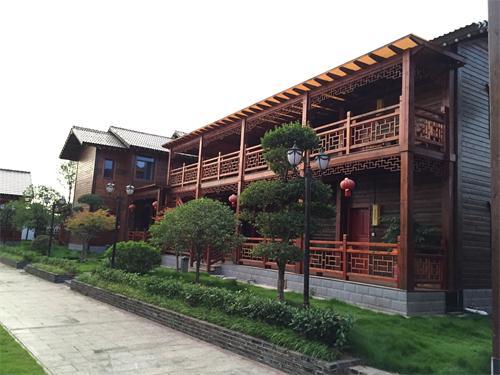 武汉木屋别墅设计
