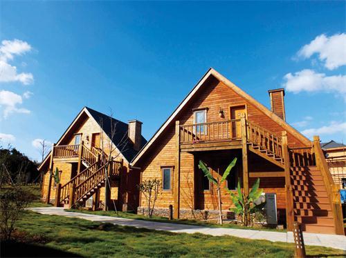 武汉木屋蔡甸木屋建造材料选取要求是什么 黄冈防腐木木屋屋顶是用的什么材质