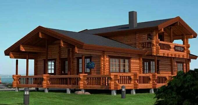 【图片】武汉木结构房屋是什么 武汉木屋别墅外观如何处理