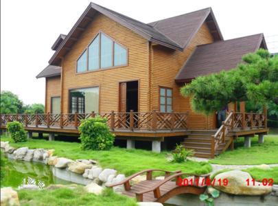 武汉木屋设计武汉木结构房屋是如何定义的 关于襄阳防腐木木屋屋顶材质介绍