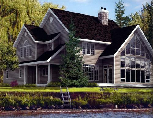 【经验】武汉木屋的隔音效果怎么样 介绍武汉木屋设计的桁架和木梁的一般规定