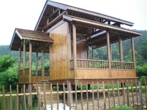 【汇总】总结仙桃木屋设计桁架和木梁的规定 介绍湖北木屋别墅性能特点