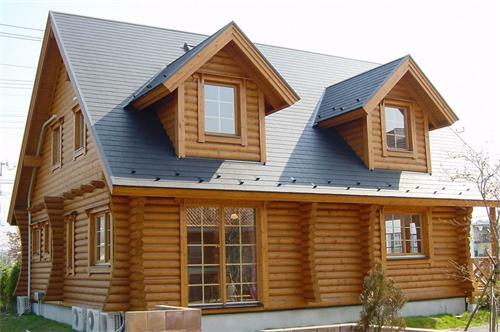湖北木屋建造