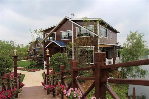 武汉木屋别墅建造