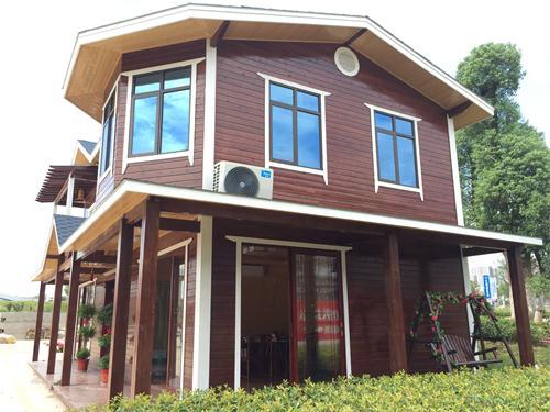 【图】武汉防腐木木屋如何防潮 武汉防腐木木屋搭建如何做到稳固
