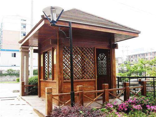 武汉休闲木屋