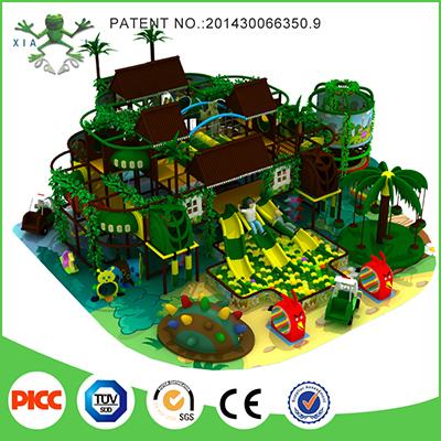 森林淘气堡厂家