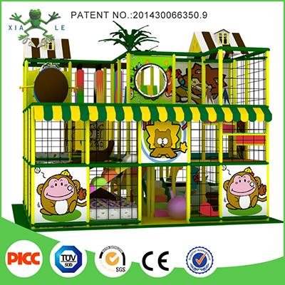 【知识】游乐设备的日常管理 儿童游乐设备要注意卫生问题