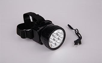 充电式LED头灯