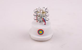 白色长款十五灯led网标灯