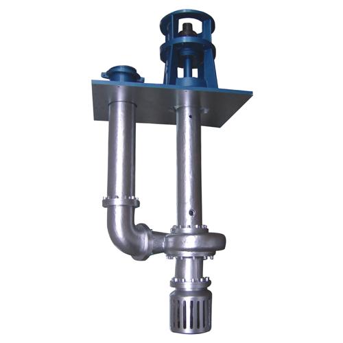 高温浓硫酸液下泵