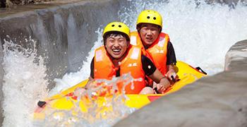 恒河源旅游漂流项目