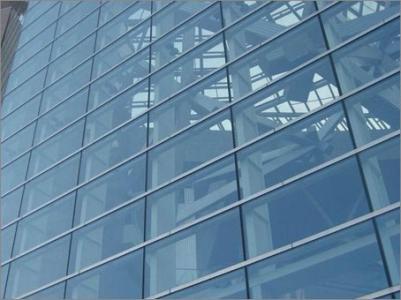 玻璃幕墙改窗