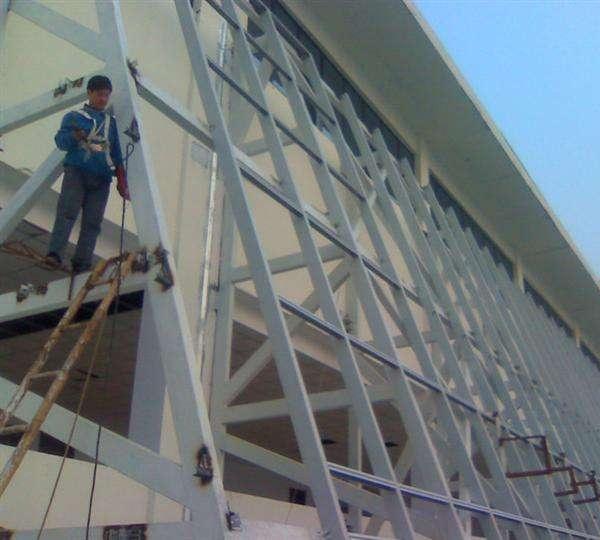 泰州玻璃幕墙维护