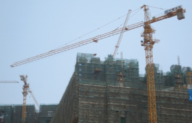 贵州塔吊出租公司