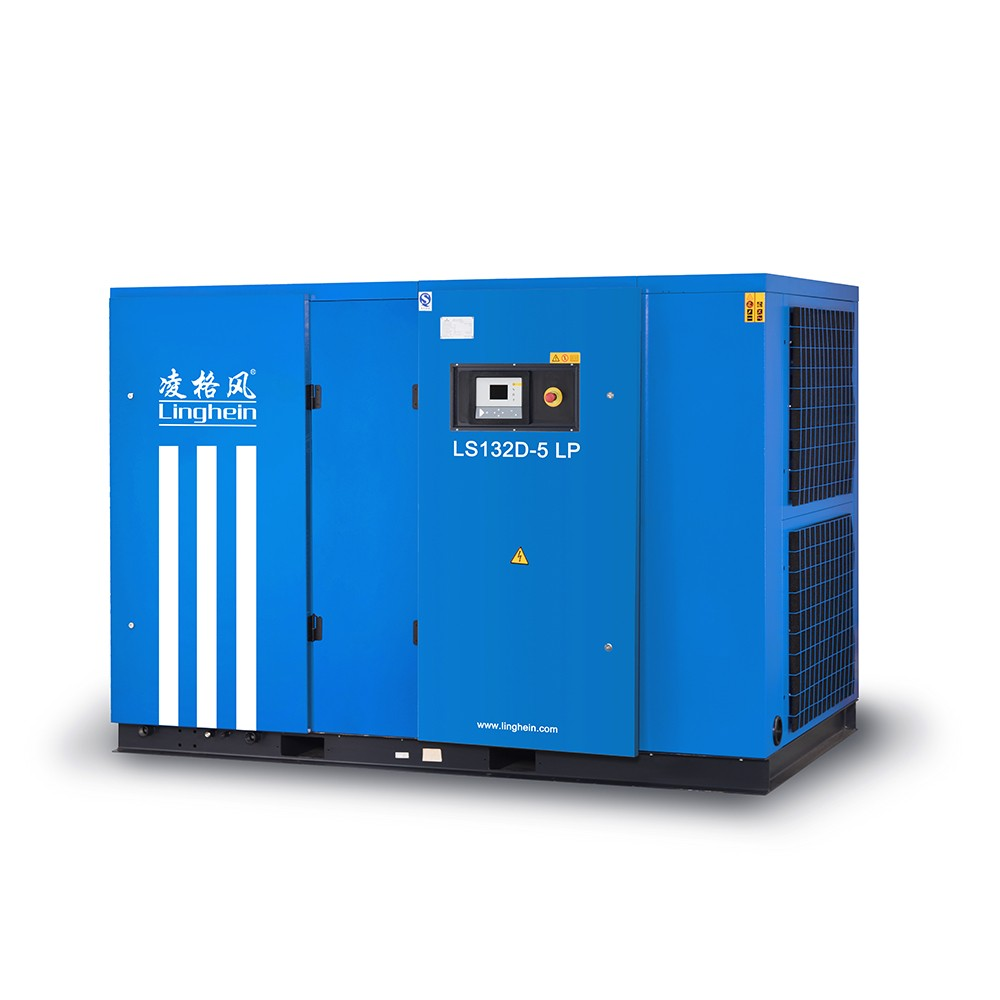 毕节LS/LSV/LP系列低压螺杆空压机