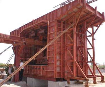 桥梁钢模板