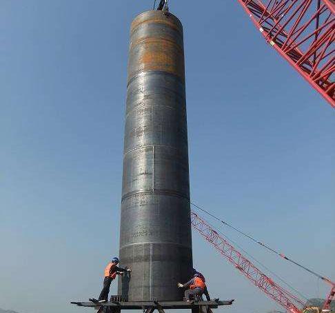 贵州桥梁钢护筒