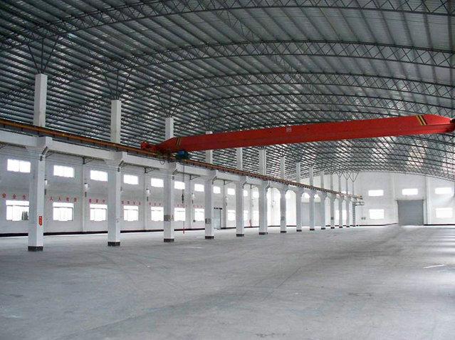 遵义钢结构厂房