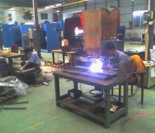 遵义焊接加工