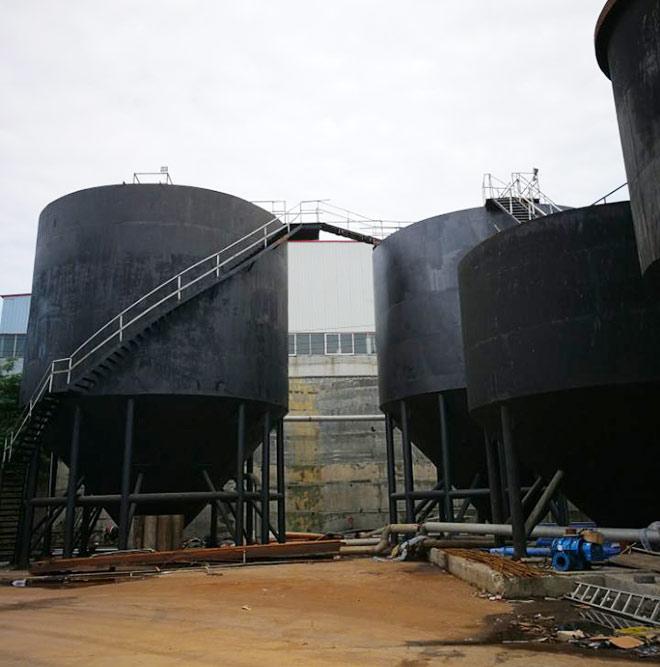 大型储水罐
