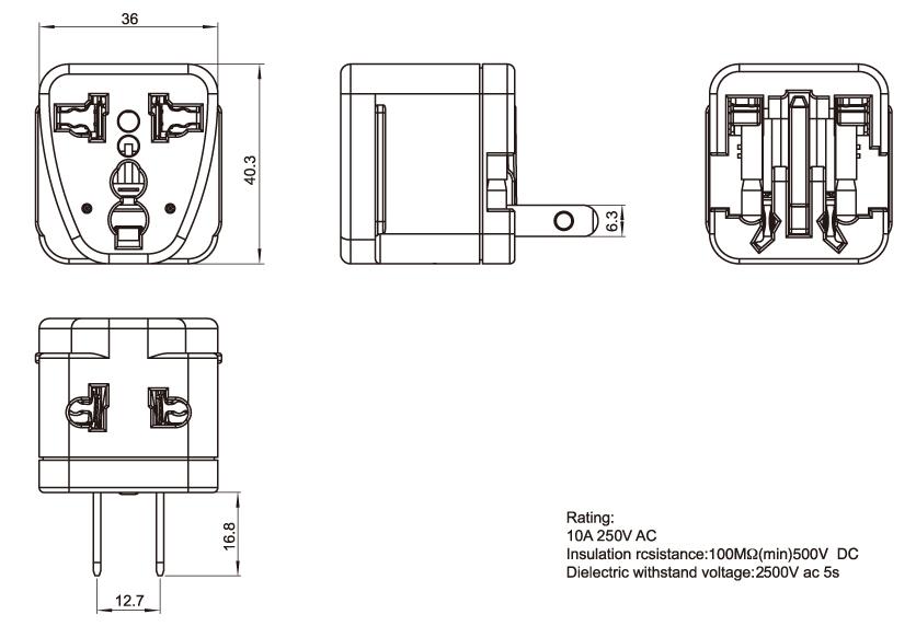 LC-01(多功能转接头)