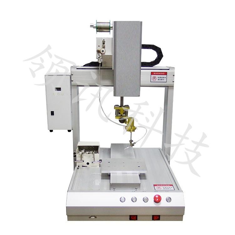 三轴自动焊锡机(桌面式)